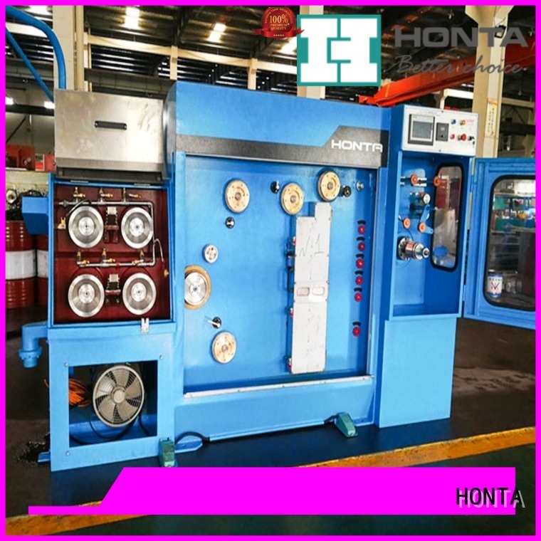 HONTA wire drawing machine parts manufacturer for wire production