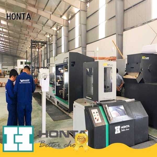 HONTA High-quality wire drawing machinery manufacturer for wire production line