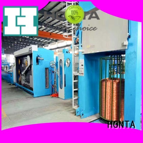 HONTA wire drawing manufacturers company for wire production line