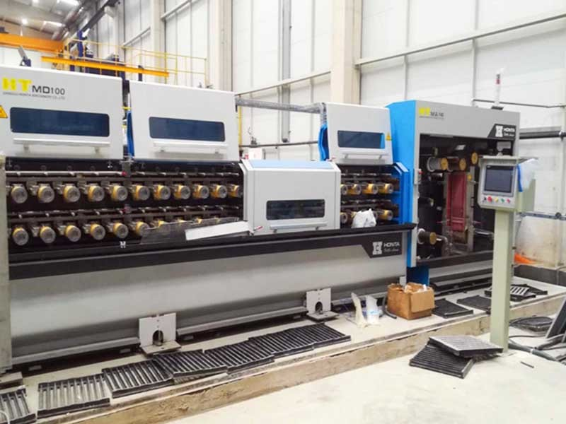 16wires multi wire drawing machine