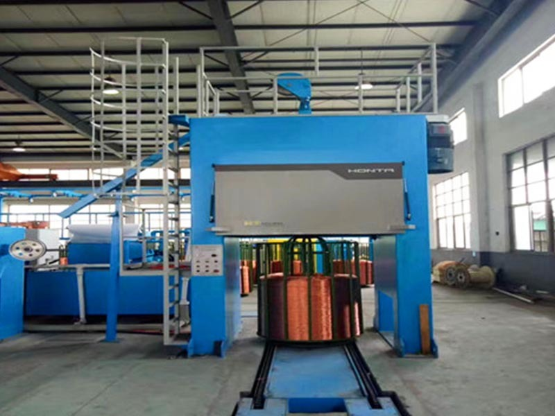 Plum Drop Machine Wire Stranding Machine
