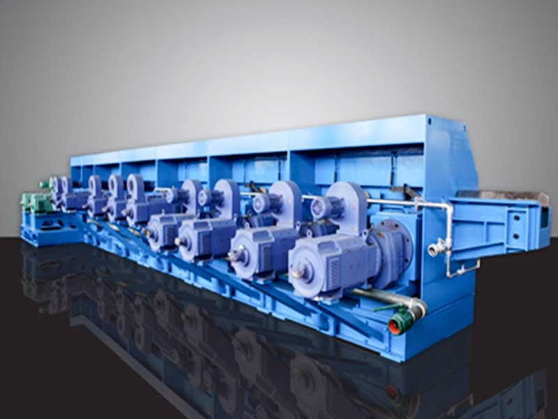 Copper Wire Big Pull Motor Copper Wire Bunching Machine