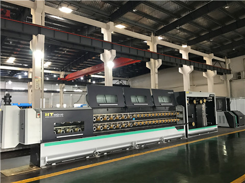 24 Wires Multiwire Drawing Machine