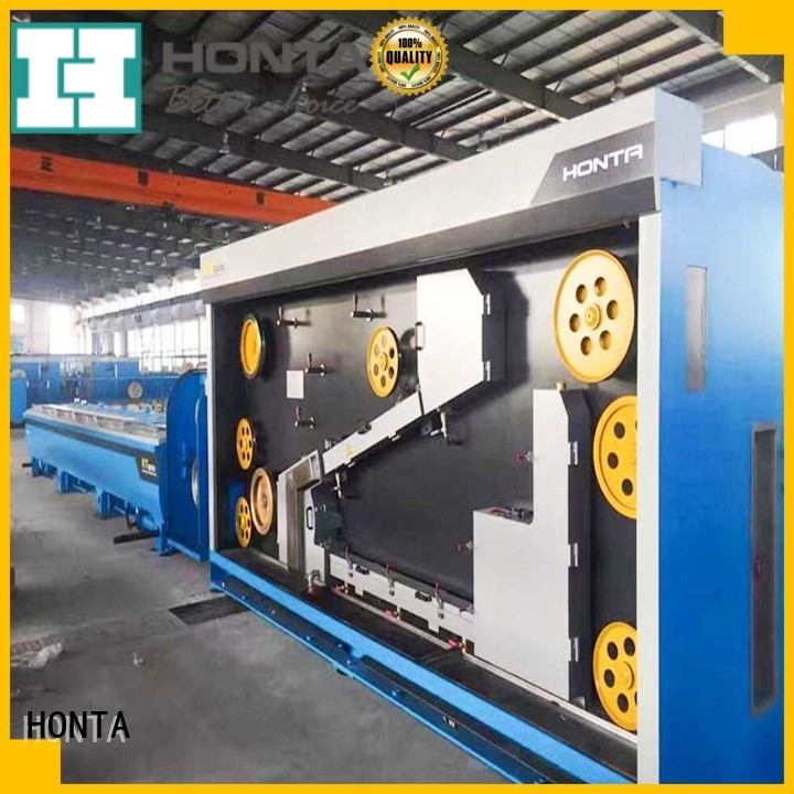 HONTA High Performance wire stranding machine suppliers for wire stranding