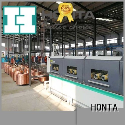 HONTA wire-drawing plant company for wire production line