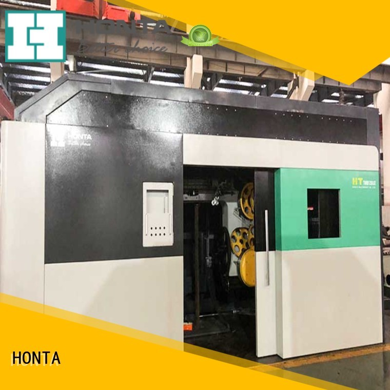 HONTA High Grade electric wire making machine factory for wire production line