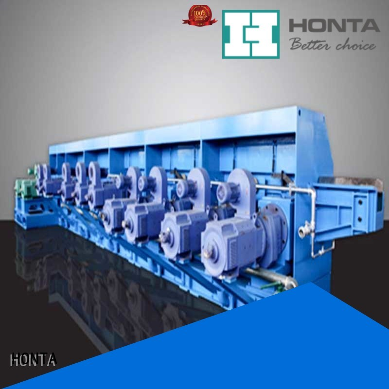 HONTA High Performance double twist bunching machine company for wire manufacturing