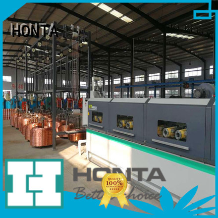 HONTA Top wire making machine suppliers for wire production line