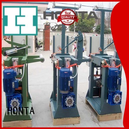 HONTA High performance wire drawing machine suppliers manufacturer for wire production line