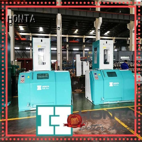 HONTA wire drawing machine suppliers supply for wire cable making