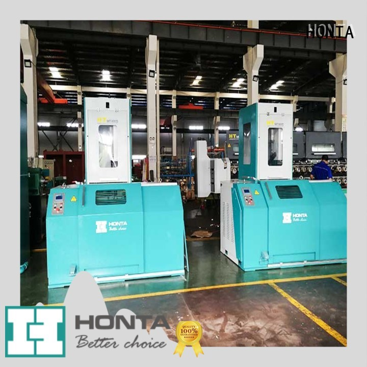 HONTA wire making machines manufacturers company for wire cable making