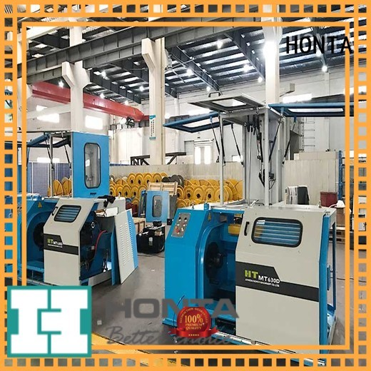 HONTA copper wire manufacturing machine company for wire manufacturing