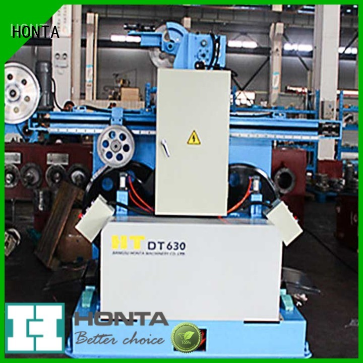 HONTA Durable cable stranding machine company for wire cable making