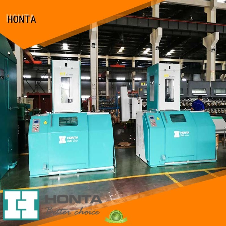 HONTA copper wire drawing machine price supply for wire cable making