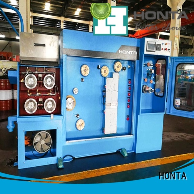 HONTA drawing machine parts company for wire machine