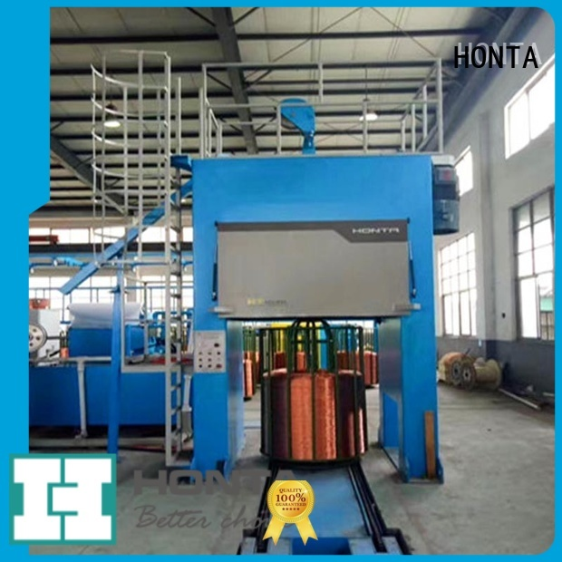 HONTA double twist bunching machine company for bunching the wire