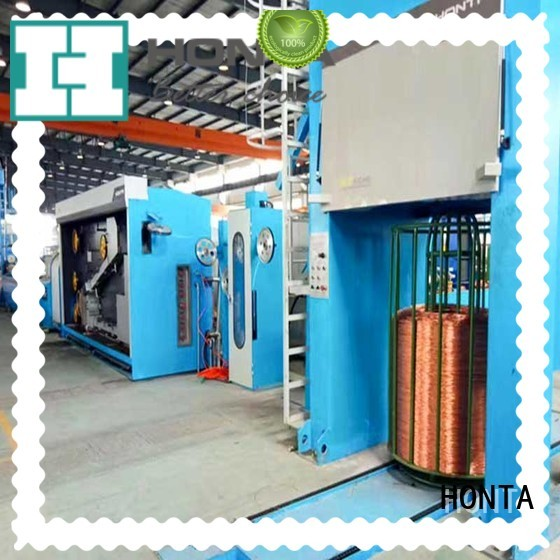 HONTA silver wire drawing machine manufacturer for wire production line