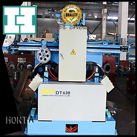 HONTA High Grade cable twisting machine company for wire manufacturing