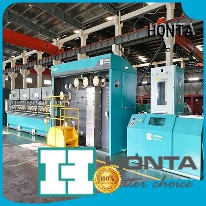 HONTA wire drawing machine manufacturer for wire manufacturing