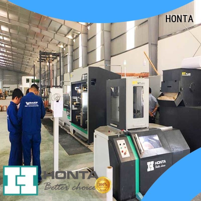 HONTA Excellent quality wire drawing equipment supply for wire production line