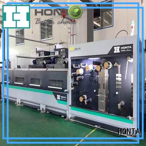 HONTA wire making machines manufacturers supply for wire production line