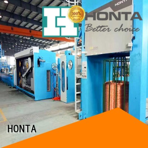 HONTA wire drawing products company for wire manufacturing