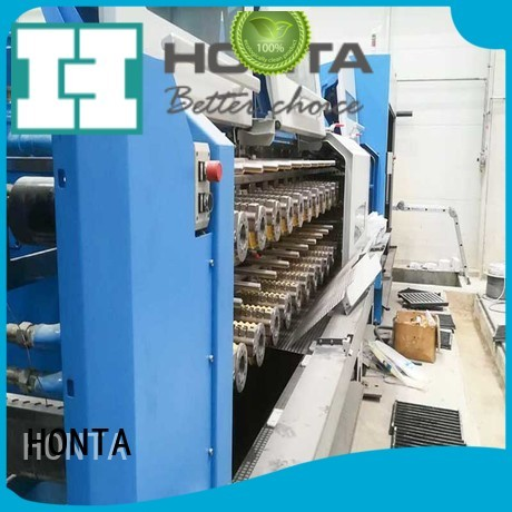 HONTA copper wire drawing machine company for wire cable making