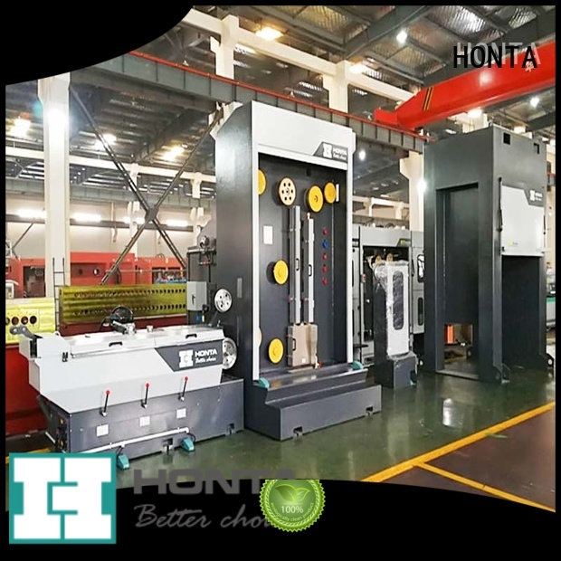 HONTA High standard drawing machine parts company for wire machine