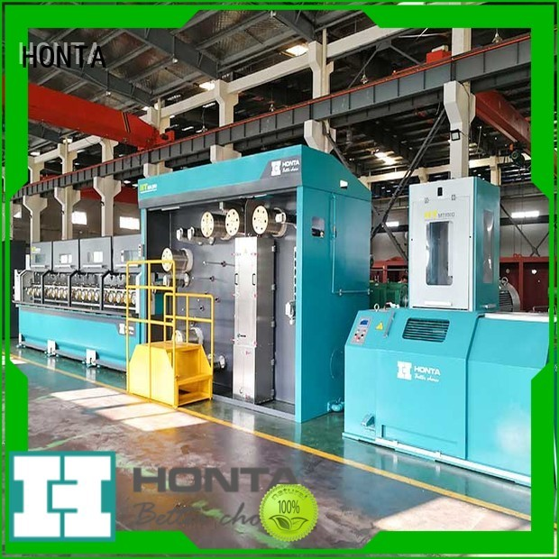 HONTA wire drawing machine suppliers company for wire production line