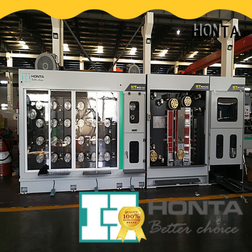 HONTA wire twisting machines supply for wire production line