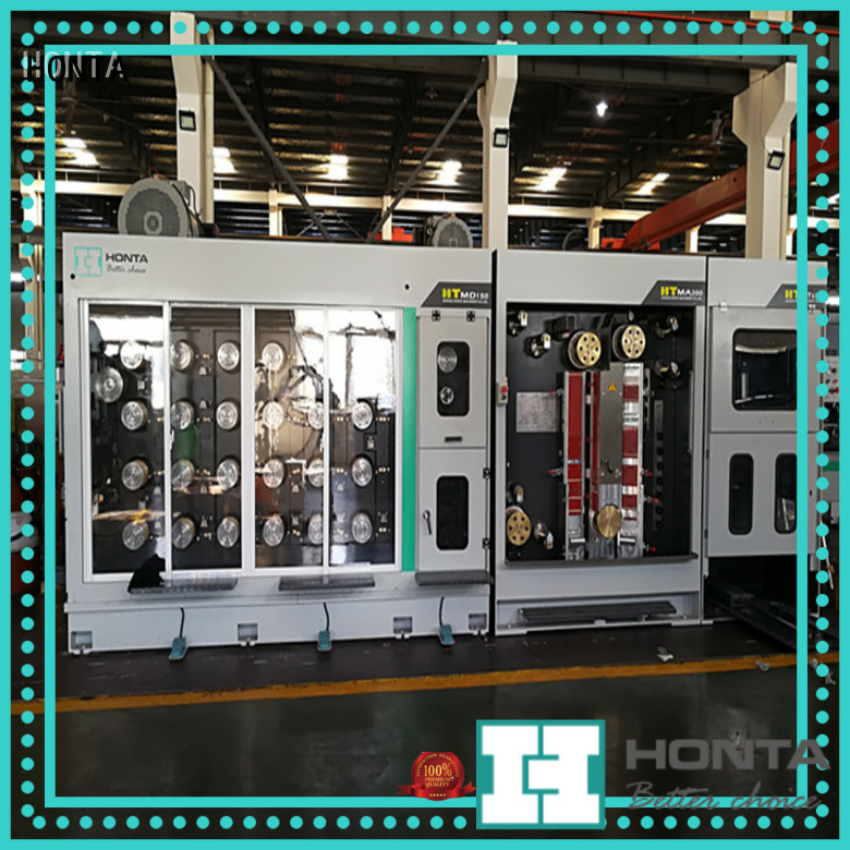 HONTA wire drawing machine supply for wire production line