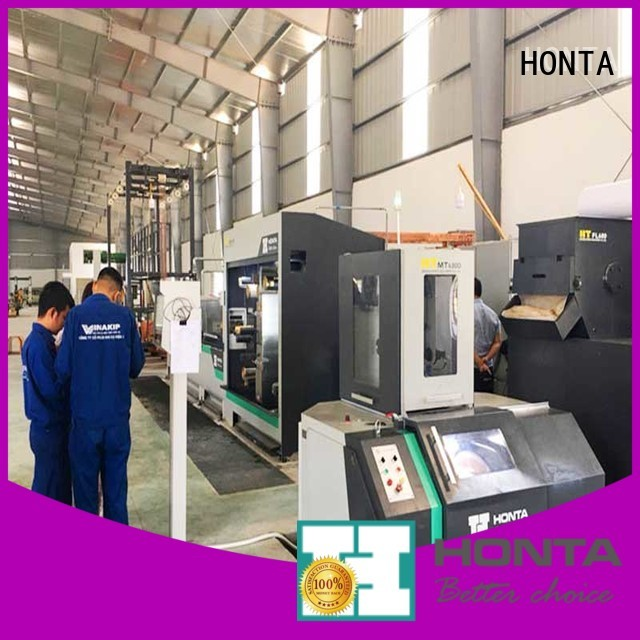 HONTA Excellent quality wire drawing machine factory for wire cable making