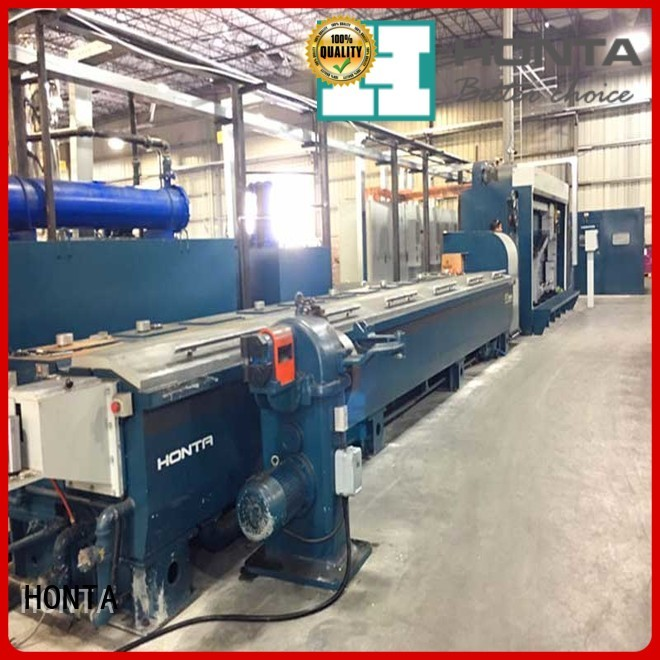 HONTA High standard copper wire manufacturing machine company for wire cable making