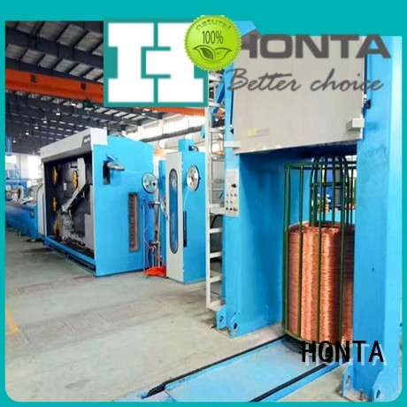 HONTA super fine wire drawing machine manufacturer for wire manufacturing