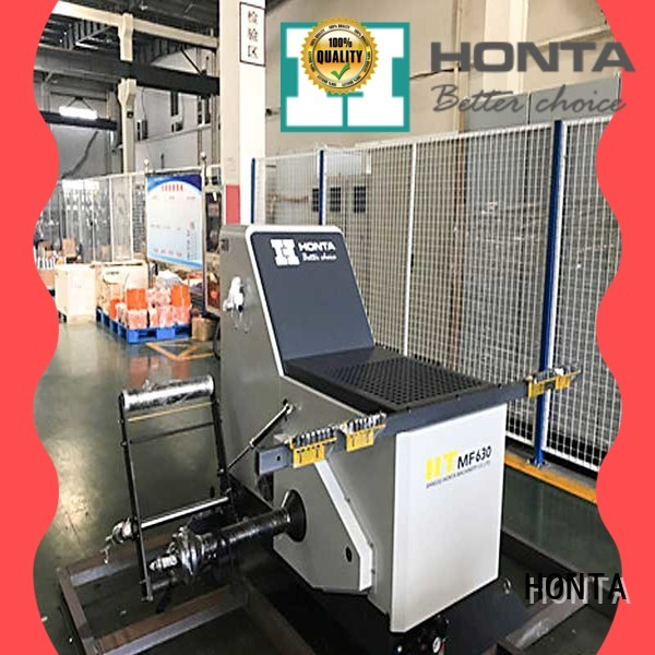 HONTA High performance wire cable machine factory for wire production line