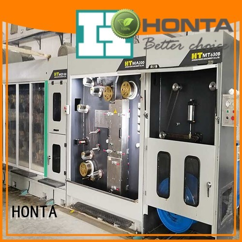 HONTA wire machine manufacturer for wire production line