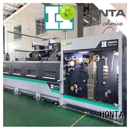 HONTA High-quality wire machine company for wire manufacturing