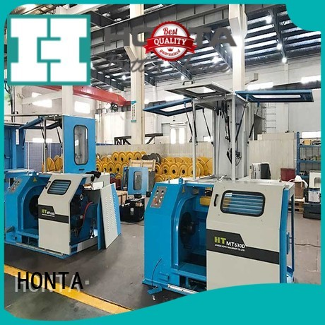 HONTA copper wire manufacturing machine factory for wire production line