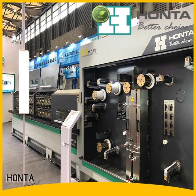 HONTA copper wire drawing machine manufacturers supply for wire cable making