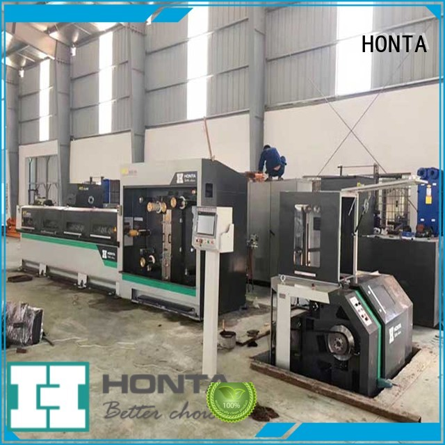 HONTA drawing machine supply for wire manufacturing