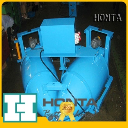 HONTA take up machine factory for cable production