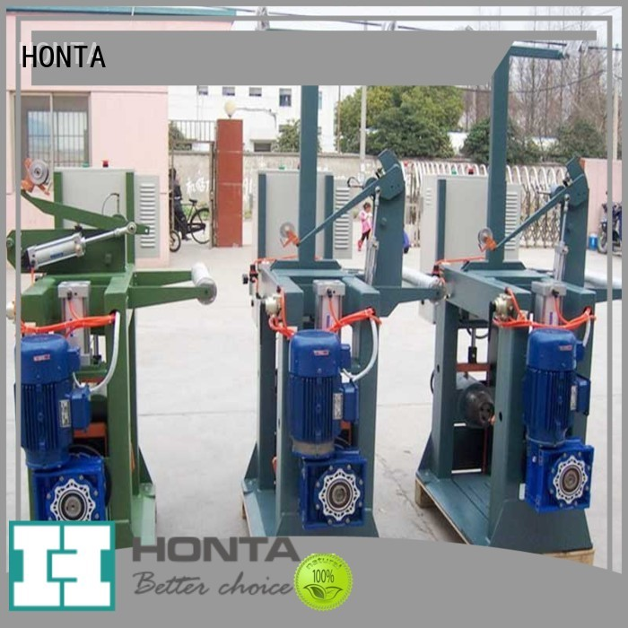 HONTA High performance wire drawing machine manufacturer company for wire manufacturing