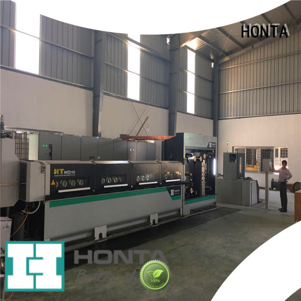 HONTA High performance wire drawing machine manufacturer supply for wire production line
