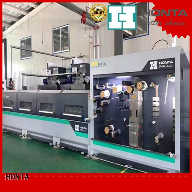 High-quality copper wire drawing machine company for wire manufacturing