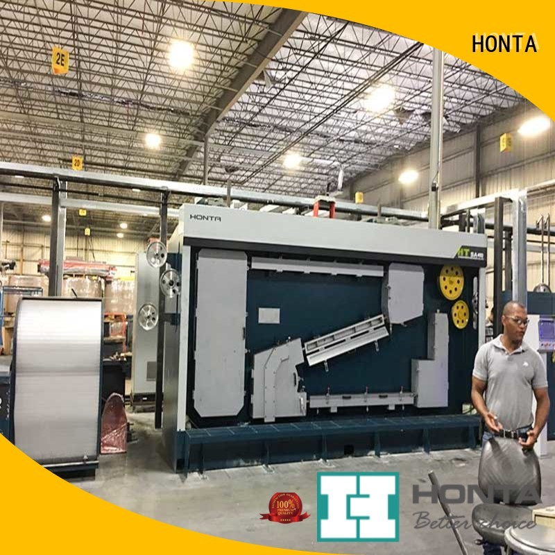 HONTA wire bunching process company for bunching the wire