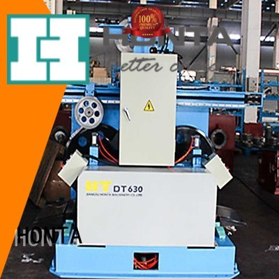 HONTA High Grade double twist bunching machine manufacturer for wire production line