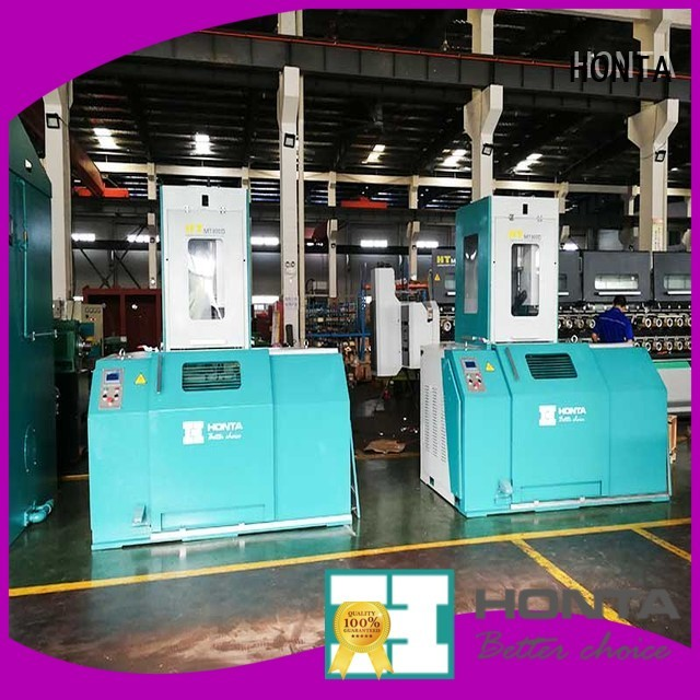 HONTA wire drawing machinery manufacturer for wire production line