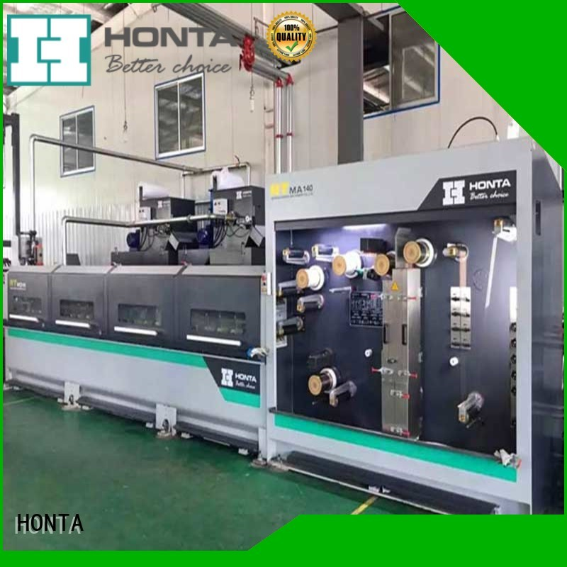 HONTA High-quality wire-drawing plant suppliers for wire production line