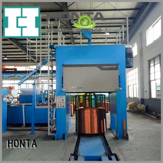 HONTA cable buncher suppliers for wire stranding