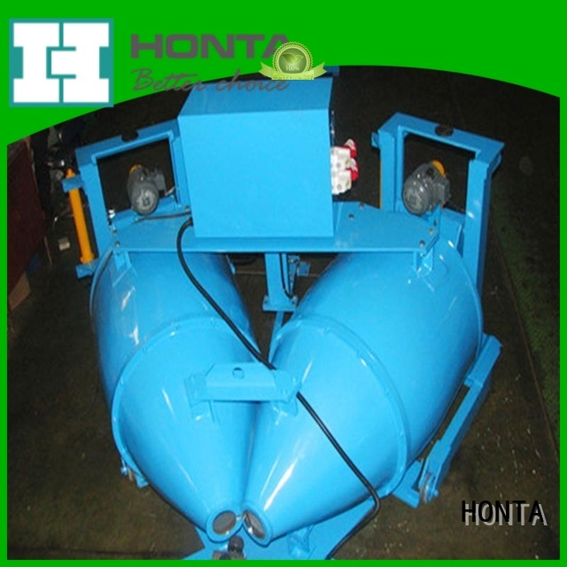 HONTA wire take up machine factory for wire cable making